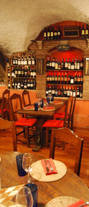 La vecchia locanda ristorante roma for La vecchia roma ristorante roma